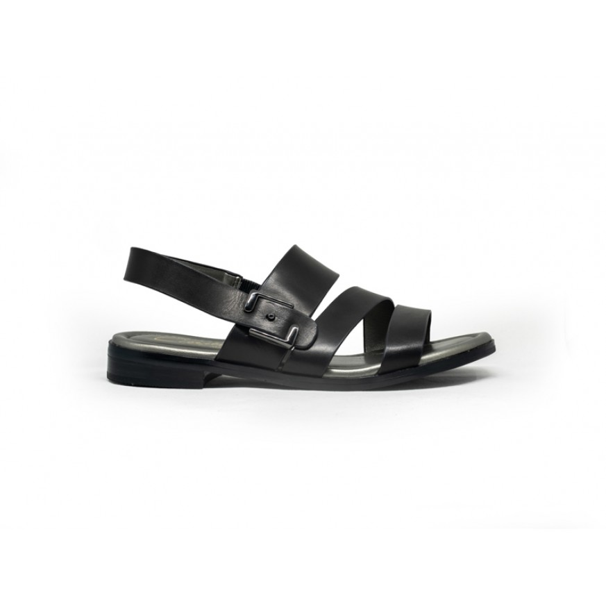 312 Caratti Leather Sandals (Double Strap)
