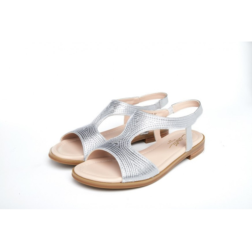 313 Caratti Leather Sandals (T-strap)